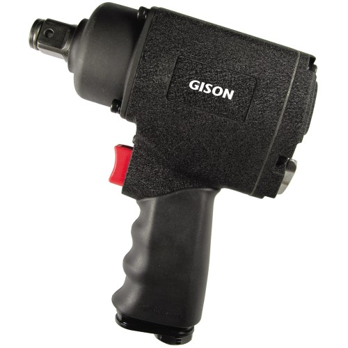 Heavy Duty Air Impact Wrench Ft Lb Gw T on Pneumatic Wire Crimper Tool