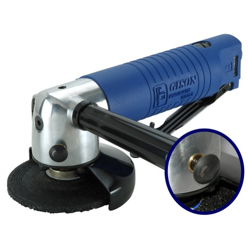 "4/"" Heavy Duty Air Angle Grinder Grinding Wheel Compressor Cut Off Tool"