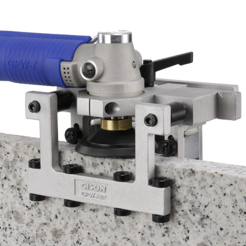 90 degree Edge/Seam Polishing Auxiliary Base (Model: GPW