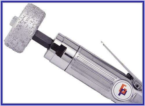 Air Tire Buffer Handheld Pneumatic Tools Gison