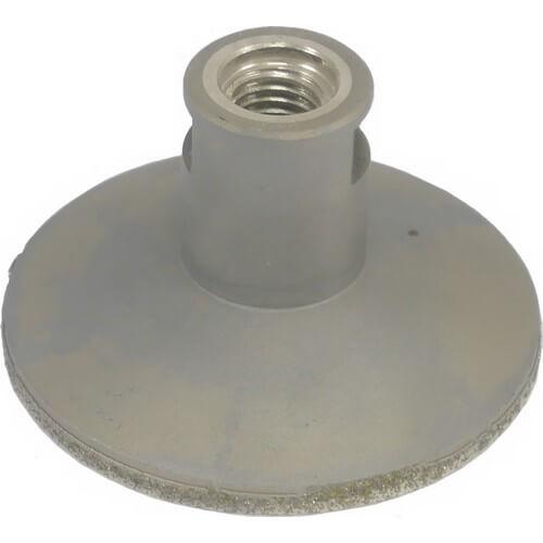 Dia 75mm 3inches Dry//Wet Flat Wet or Dry Diamond Grinding Wheel Marble Granite