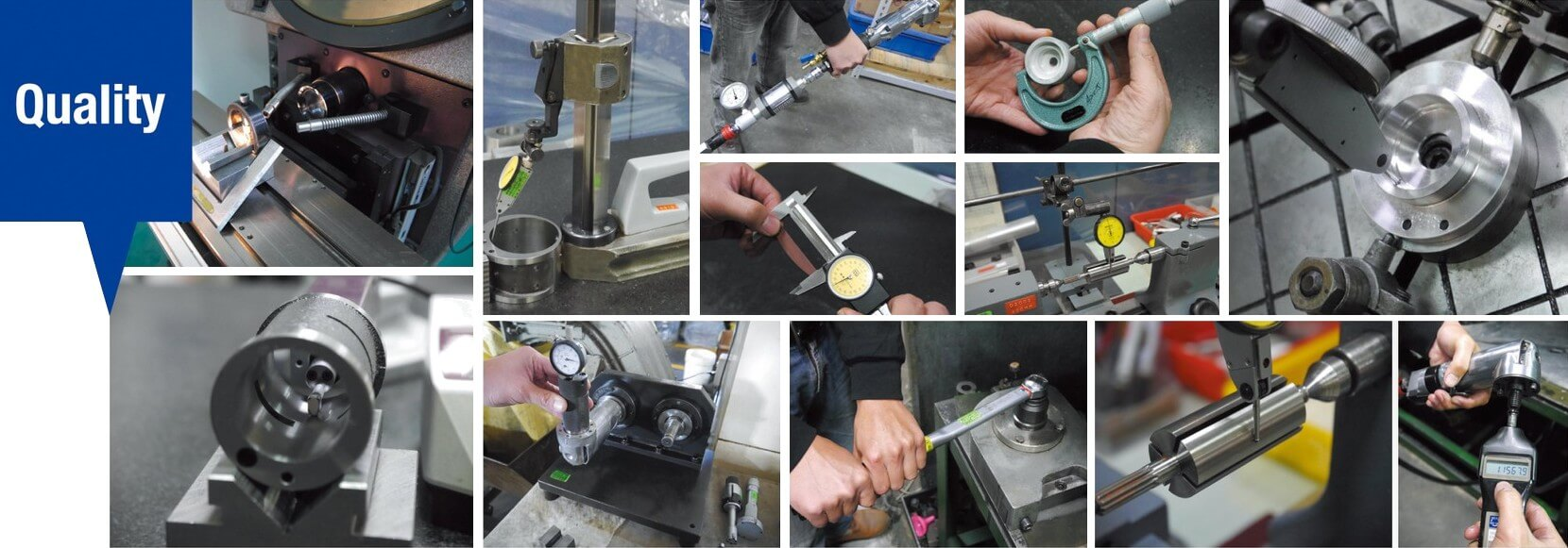 GISON - Air Tools Quality Inspection