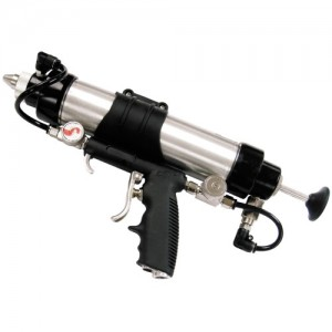 2-in-1 Air Sealer & Caulking Gun (Push Rod)