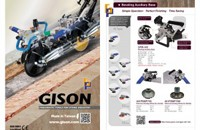 2011-2012 GISON Wet Air Tools for Stone,Marble,Granite