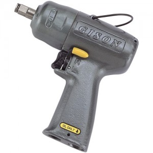 "3/8"" Air Impact Wrench (135 ft.lb)"