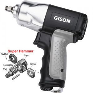 "3/8"" Composite Air Impact Wrench (300 ft.lb)"