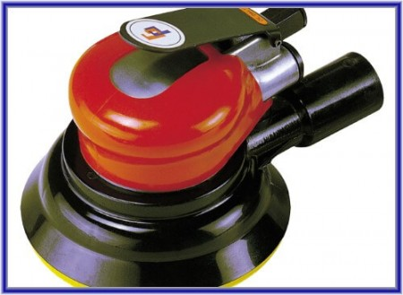 GP-925 Series Dual Action Air Sander