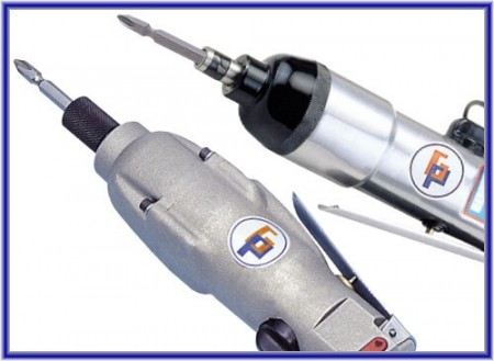 Air Screwdriver (Impact Type)
