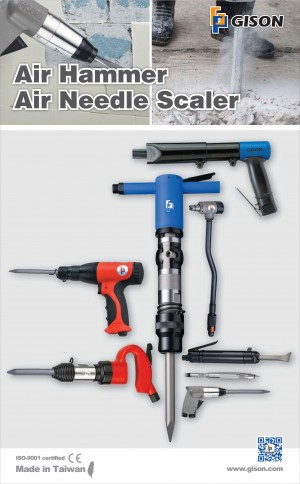 Air Hammer / Air Needle Scaler