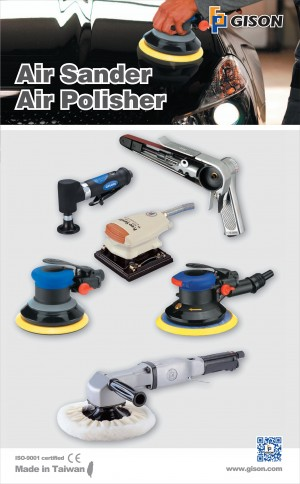 Air Sander, Air Polisher