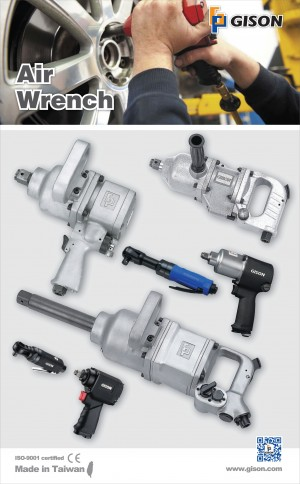 氣動扳手, Air Impact Wrench, Air Ratchet Wrench