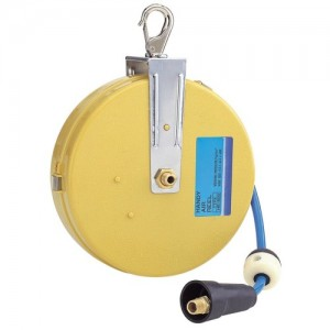 Handy Air Hose Reel (6.5mm x 9.5mm x 6m) - Handy Pneumatic Hose Reel (6.5mm x 9.5mm x 6m)