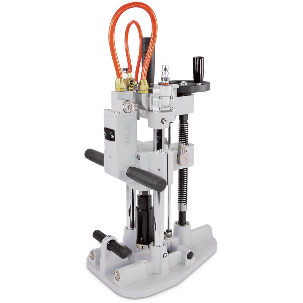 Portable Wet Air Drilling Machine (include Vacuum Suction Fixing Stand) - Portable Wet Air Drilling Machine ( include Vacuum Suction Fixing Stand )