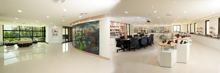 GISON's Sales Office - Showroom